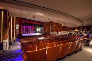 Dallas City Performance Hall Seating